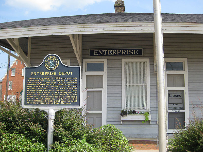 Enterprise AL homes and properties